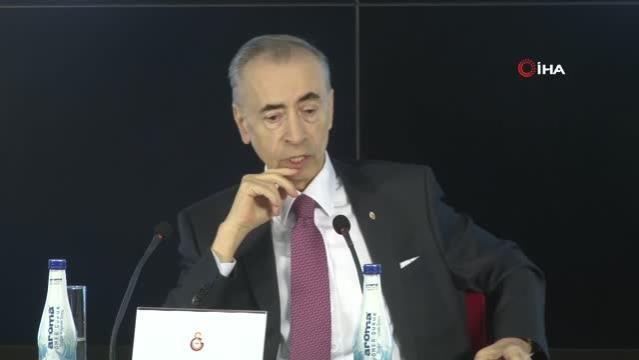 Gatalatasay Başkanı Mustafa Cengiz'den Terim açıklaması