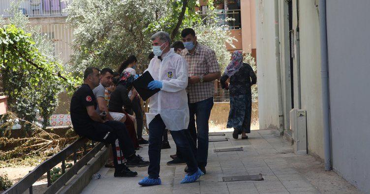 Antalya'da dehşete düşüren ölüm