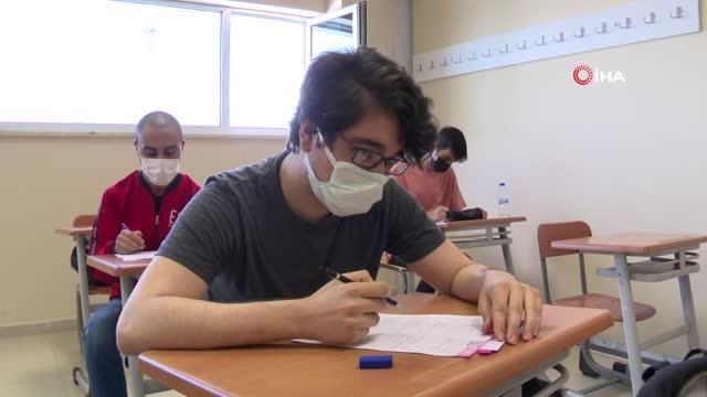 Bursa Büyükşehir ile Üniversiteye hazırlık