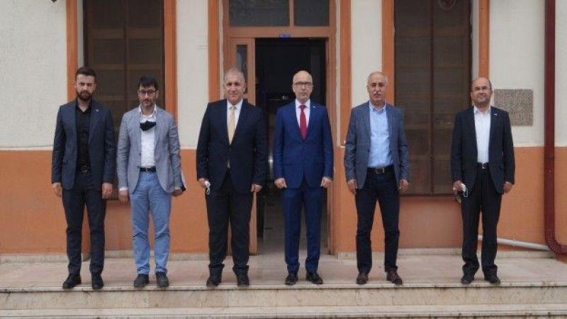Bursa Türk Kızılay Şubesi'nden Yenişehir'e temsilcilik