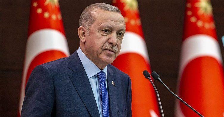 Başkan Erdoğan Uluslararası Medya ve İslamofobi Sempozyumu'nda konuşuyor