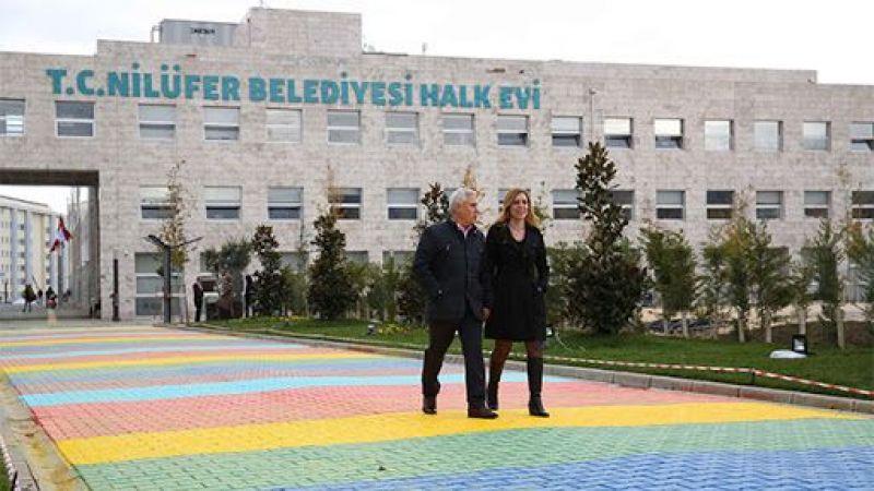 Bursa Nilüfer'de belediyeye gelmeden vergi ödeme kolaylığı