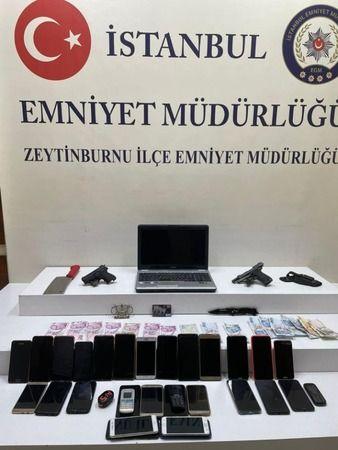 İstanbul'da Afgan gasp çetesi çökertildi: 9 gözaltı