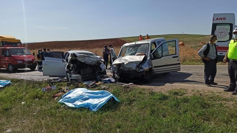 Tokat'ta kaza: 4 ölü 6 yaralı