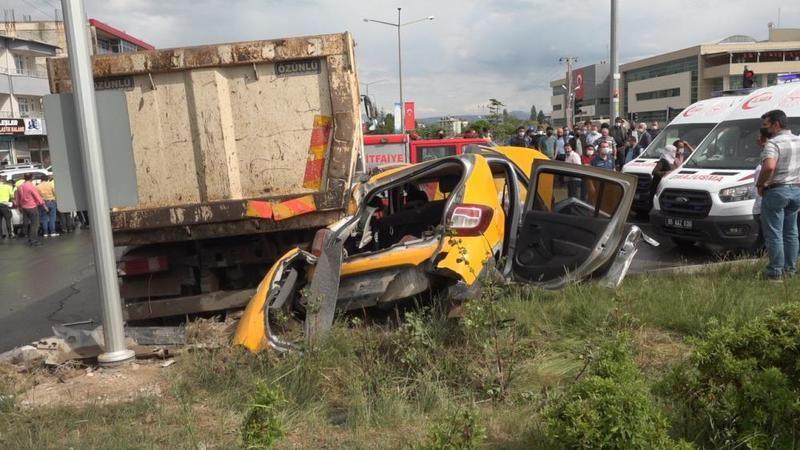 Van'da kaza: 6 yaralı