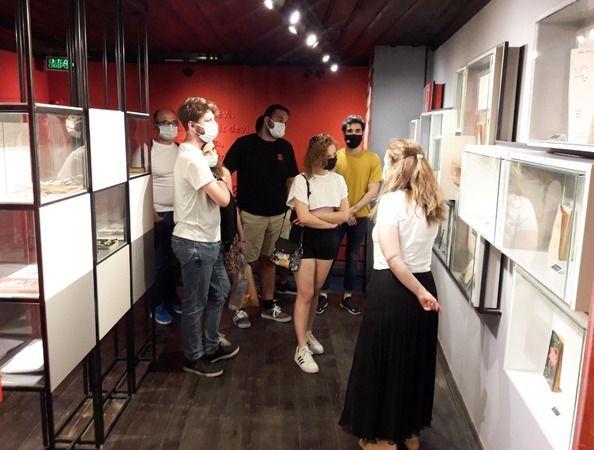 Bursa Nilüfer'de 'Müzede bir salı'