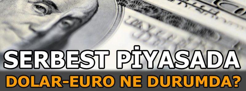 Piyasada Dolar-Euro ne durumda ?