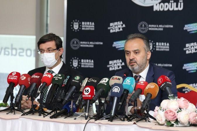 Bursa Büyükşehir Belediyesi'nden 4 yeni proje