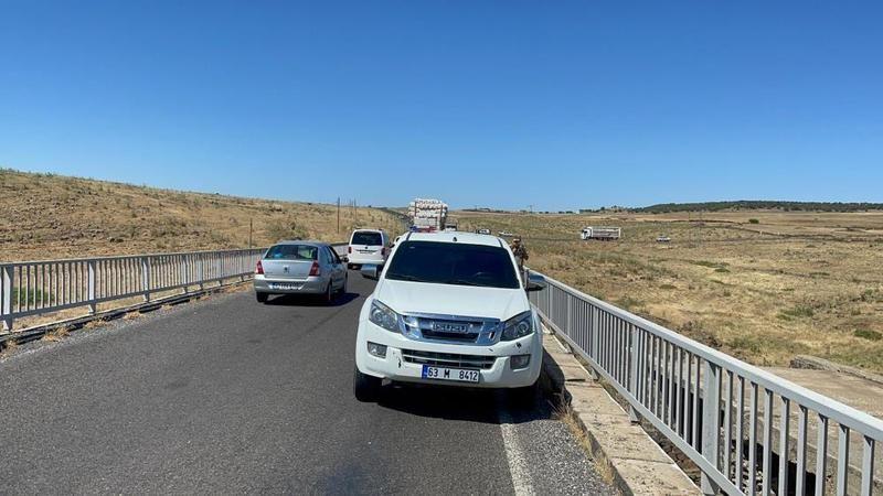 Şanlıurfa'da kaza: 5 kişi hayatını kaybetti