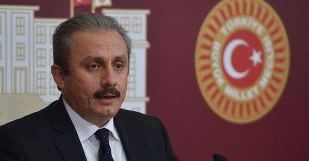 TBMM Başkanı Şentop'tan Kılıçdaroğlu'na sert tepki