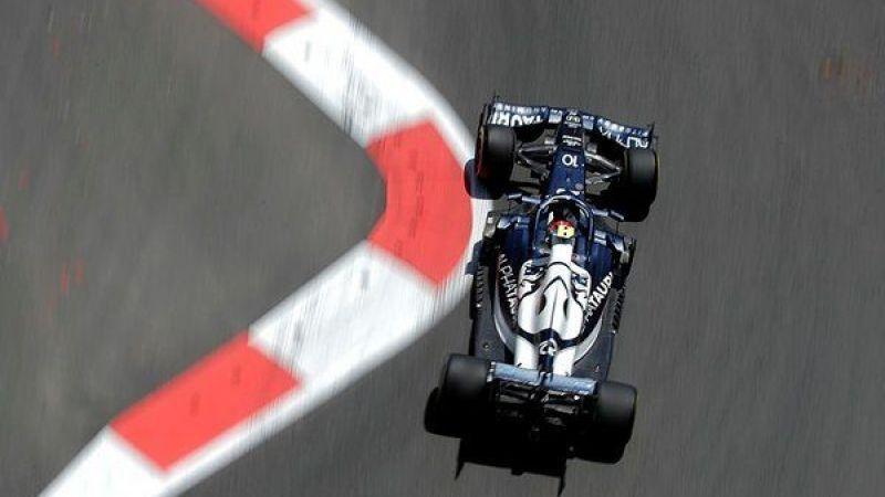 Formula-1 heyecanı Azerbaycan'da seyircisiz gerçekleştiriliyor