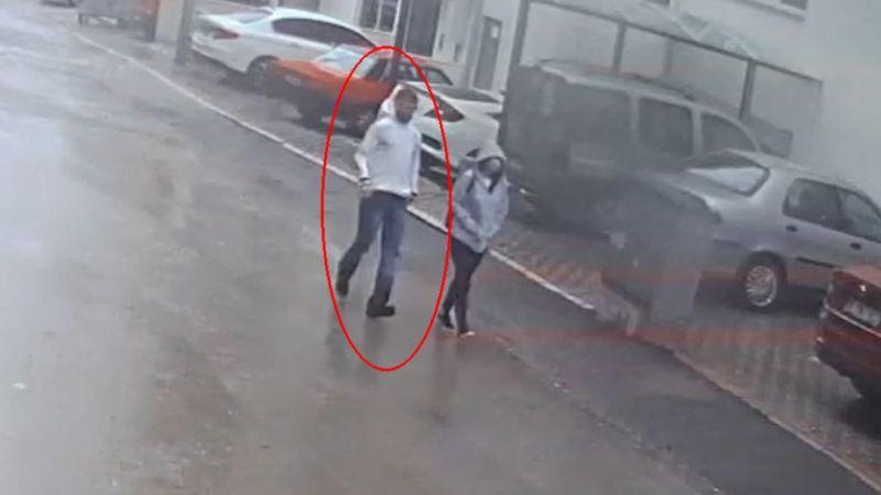 Bursa'da güpegündüz kadına taciz