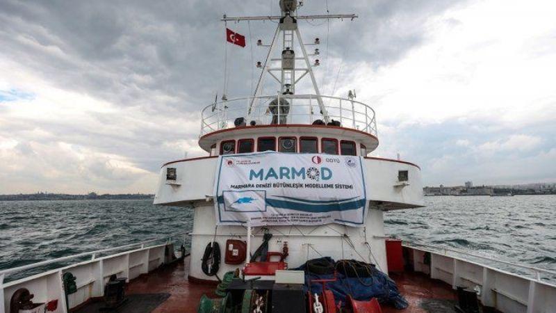 ODTÜ araştırma gemisi Bilim-2 araştırmadan döndü