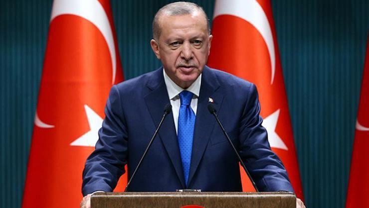 Başkan Erdoğan duyurdu: Selman Bozkır etkisiz hale getirildi