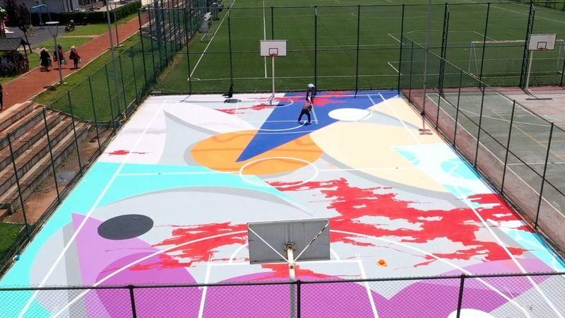 Red Bull Half Court'ta ilk eleme Bursa'da
