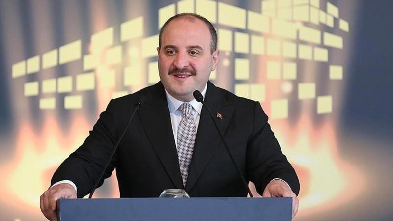 Bakan Varank: Ağrı'da 20 ton altın rezervi bulundu