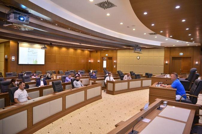 Bursa Büyükşehir Belediyesi'nden farkındalık yaratma eğitimleri