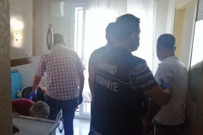 Osmaniye'de uyuşturucu operasyonuna 3 tutuklama