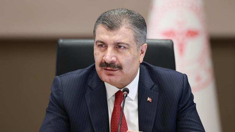 Sağlık Bakanı Fahrettin Koca'dan aşılama ve maske mesajları