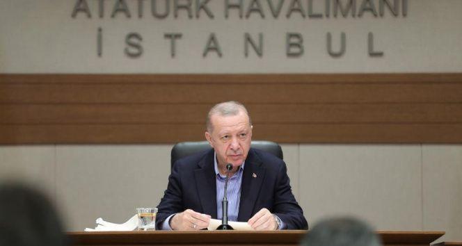 Erdoğan: Hastaneye yapılan saldırıda PKK'nın kalleşliğini gördük