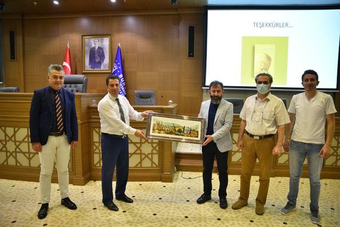 Bursa Büyükşehir Belediyesi'nden personellere yüz yüze eğitim