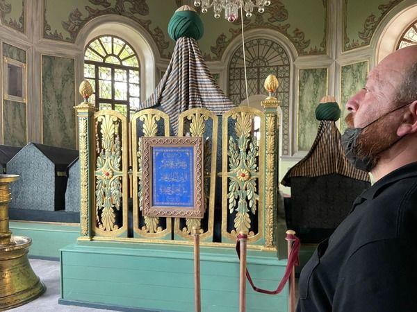 Bursa Emirsultan Türbesi ziyarete açıldı