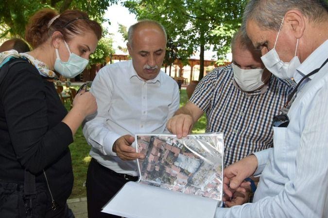 Kültür Bakanlığı Bursa Yenişehir'de incelemelerde bulundu