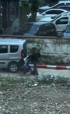 İzmir'de icra avukatına şiddet uyguladı