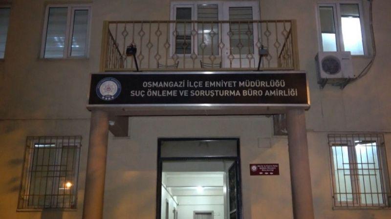 Bursa'da 5 ayrı suçtan aranan şüpheli yakalandı