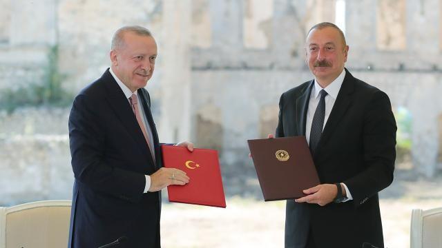 Cumhurbaşkanı Erdoğan'ın görüşme sonrası açıklamaları