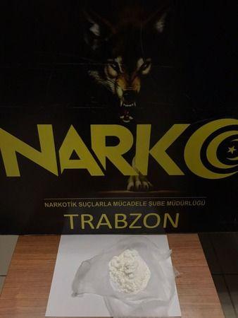 Trabzon'da 100 kg Bonzai yapılabilecek sentetik uyuşturucu yakalandı