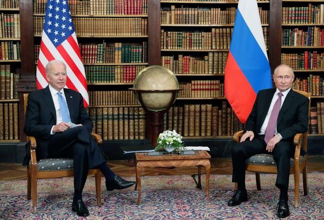 Cenevre'de Biden-Putin zirvesi