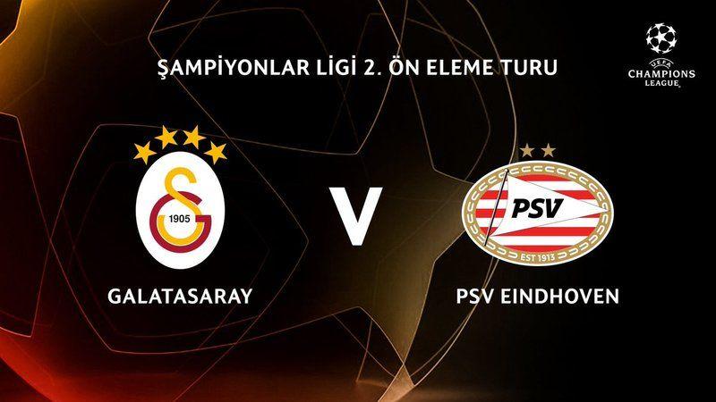 PSV, Galatasaray ile oynayacağı maça seyirci alacak
