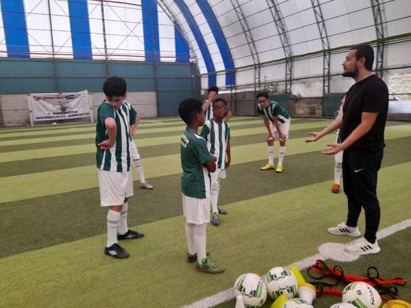 Bursaspor Pazaryeri ilçesinde genç yetenekleri yetiştirecek
