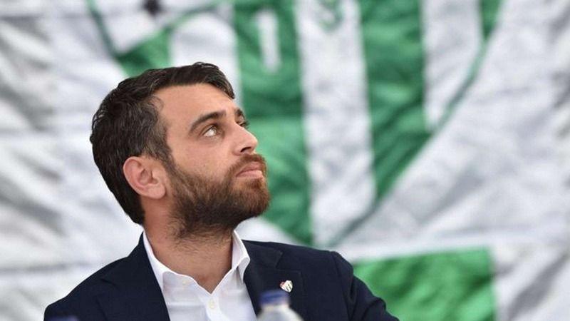 Bursaspor'un 2.Başkanı Emin Adanur'dan açıklamalar