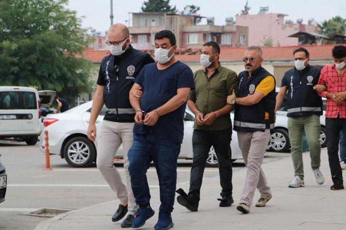 Adana'da kumarhane baskını: 4 gözaltı