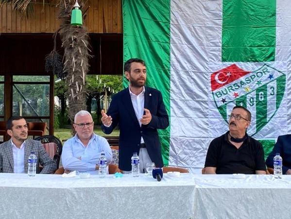 """Emin Adanur: """"Bursaspor'un geleceğini çöp ettiler"""""""