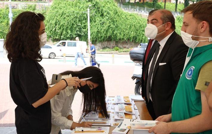 Bursa Büyükşehir Belediyesi'nden üniversite adaylarına destek