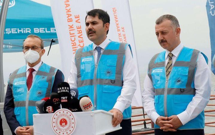 Marmara'yı kirletenler cezasız kalmadı