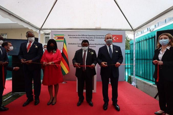 Tüm Afrika ülkelerinde büyükelçilik açılacak