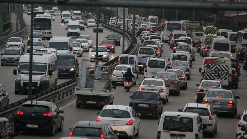 Bursa İzmir Yolu ve Ata Bulvarı'nda trafik düzenlemesi