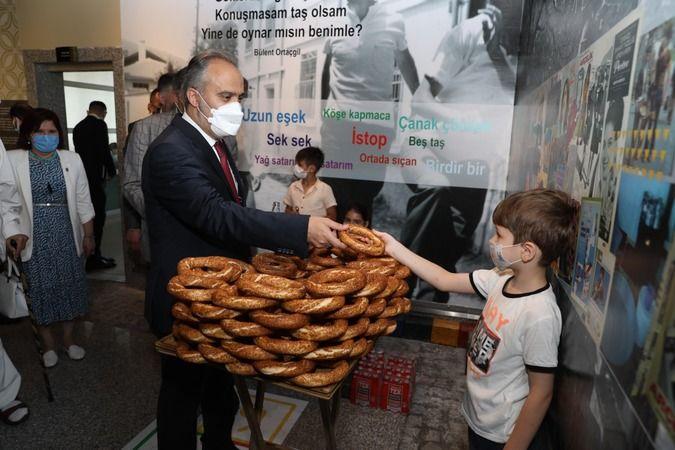 Bursa Büyükşehir Belediyesi'nden Bizim Mahalle Sergisi