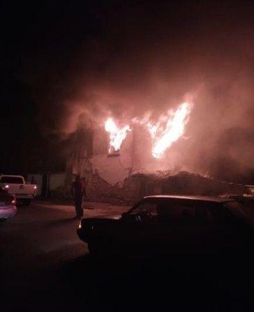 Konya'da müstakil evde çıkan yangında 3 kız kardeş  hayatını kaybetti