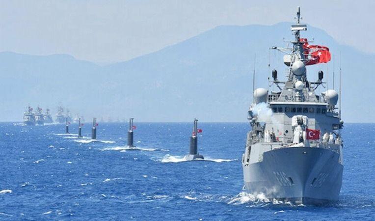 Türkiye'den Yunanistan'a NAVTEX ilanı geldi