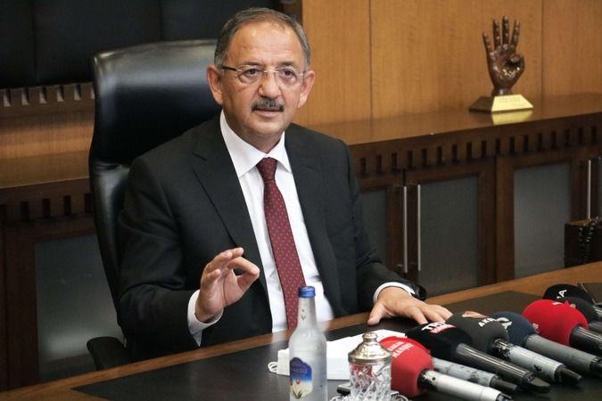 AK Partili Özhaseki: 'Bunların ihtiyacı heykelmiş'