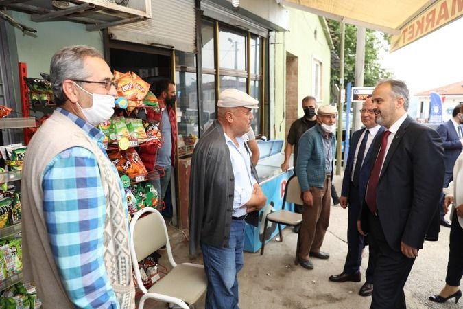 Bursa Büyükşehir Belediyesi'nden Çepni Konağı artık hizmette