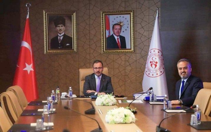 Bursa'ya 160 milyon liralık yatırım müjdesi