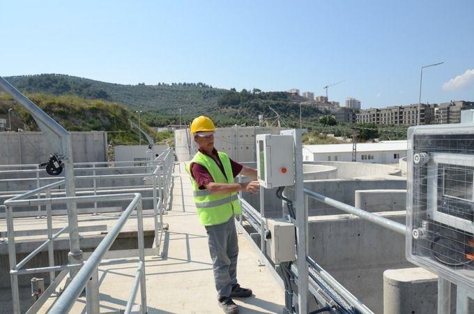 Bursa'da ileri biyolojik arıtma tesisleri için 400 milyon liralık yatırım