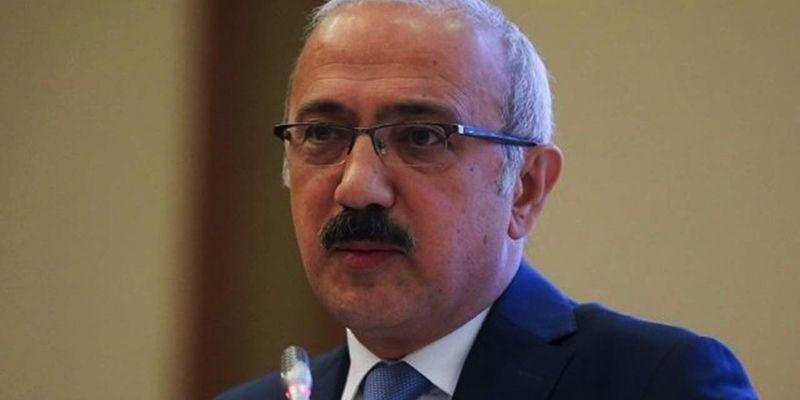 Hazine ve Maliye Bakanı Elvan Gaziantep'te sanayicilerle buluştu