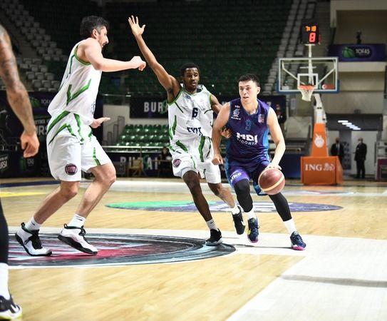 Pako Cruz Tofaş Basketbol Takımında